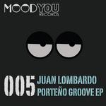 JUAN LOMBARDO - Porteno Groove (Front Cover)