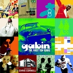 GABIN/VARIOUS - The First Ten Years (Front Cover)
