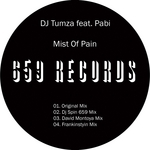 DJ TUMZA feat PABI - Mist Of Pain (Front Cover)