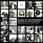 SCIENZ OF LIFE - Diggin In The Archives (Front Cover)