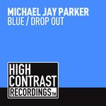 PARKER, Michael Jay - Blue (Front Cover)