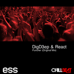 DIGD3EP/REACT - Puncher (Front Cover)