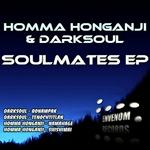 HOMMA HONGANJI/DARKSOUL - Soulmates EP (Front Cover)