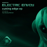 ELECTRIC ENVOY - Cutting Edge EP (Front Cover)