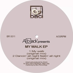 ABACK - My Walk EP (Front Cover)