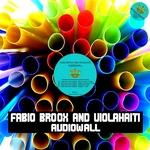BROOX, Fabio/VIOLAHITI - Audiowall EP (Front Cover)