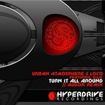URBAN ATMOSPHERE/LOCO feat ELLIE - Turn It All Around (Front Cover)