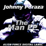 PERAZA, Johnny - The Man EP (Front Cover)