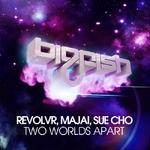 REVOLVR/MAJAI/SUE CHO - Toll Says No More (Front Cover)
