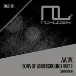 VARIOUS - Sons Of Underground (Part 1) (Front Cover)