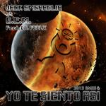 SMERAGLIA, Jack/GEM feat DR FEELX - Yo Te Siento Asi 2012 (Front Cover)