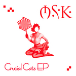 MSK - Crucial Cats EP (Front Cover)