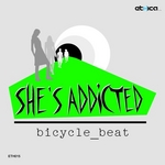 BICYCLE BEAT - She's Addicted (Front Cover)