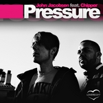 JACOBSEN, John feat CHIPPER - Pressure (Front Cover)