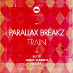 PARALLAX BREAKZ - Train (Front Cover)