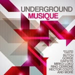 VARIOUS - Underground Musique Vol 4 (Front Cover)