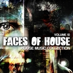 VARIOUS - Faces Of House (House Music Collection Vol 10) (Front Cover)