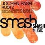 PASH, Jochen - Rootz (Front Cover)