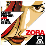 FISHER, Marc/CARL RODA - Zora (Front Cover)