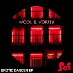 WOOL/VORTEX - Erotic Dancer EP (Front Cover)
