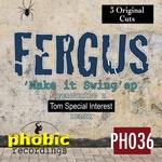 FERGUS - Make It Swing (Front Cover)
