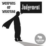 WEAPONS OF WARFARE - Judgement EP (Front Cover)