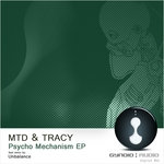 MTD/TRACY - Psycho Mechanism EP (Front Cover)