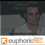 SONIC MINE - The Player (Front Cover)
