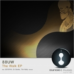 88UW - The Walk EP (Front Cover)
