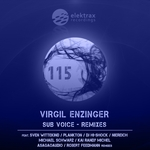 ENZINGER, Virgil - Sub Voice Remixes (Front Cover)