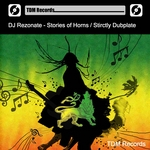DJ REZONATE - Stories Of Horns (Front Cover)