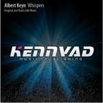 KEYN, Albert - Whispers (Front Cover)