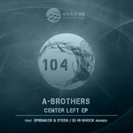 A-BROTHERS - Center Left EP (Front Cover)