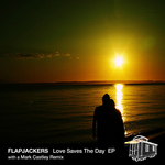 FLAPJACKERS - Love Saves The Day (Front Cover)