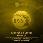 FLORIN, Andreas - Apodis EP (Front Cover)