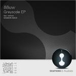 88UW - Greyscale EP (Front Cover)
