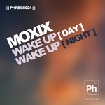 MOXIX - Wake Up (Front Cover)