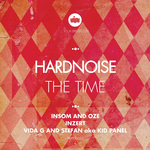 HARDNOISE - The Time (Front Cover)