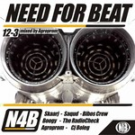 VARIOUS - Need For Beat 12-3 (unmixed tracks) (Front Cover)