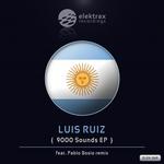 RUIZ, Luis - 9000 Sounds EP (Front Cover)