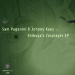 PAGANINI, Sam/JOHNNY KAOS - Shibuya's Cosplayer (Front Cover)