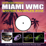 VARIOUS - Musiczone Miami Winter Samples (Front Cover)