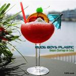 RUDE BOYS PLASTIC - Deep Time (Daiquiri) (Front Cover)
