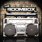 WE BANG & SIXFOOTUNDA/ELECTRODE & KHAZE/JETPACK ASSASSIN/NATTY FREQ - BoomBox EP (Front Cover)