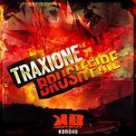 TRAXIONE - Brush Fire EP (Front Cover)