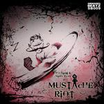 MUSTACHE RIOT - We Bang & Natty Freq Are Mustache Riot (Front Cover)