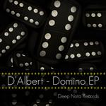 D ALBERT - Domino EP (Front Cover)