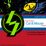 KAGO PENGCHI - Cat & Mouse (Front Cover)