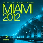 VARIOUS - Adaptor Recordings Miami 2012 (Front Cover)