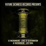 MICROMAKINE - Lense Of Desperantion (Front Cover)